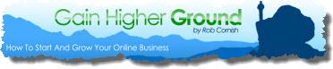 Gain Higher Ground Header Logo