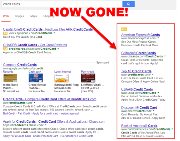 Google-Right-Hand-Side-Ads-Changes