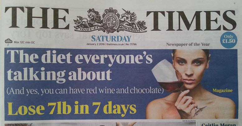 The Ultimate Headline